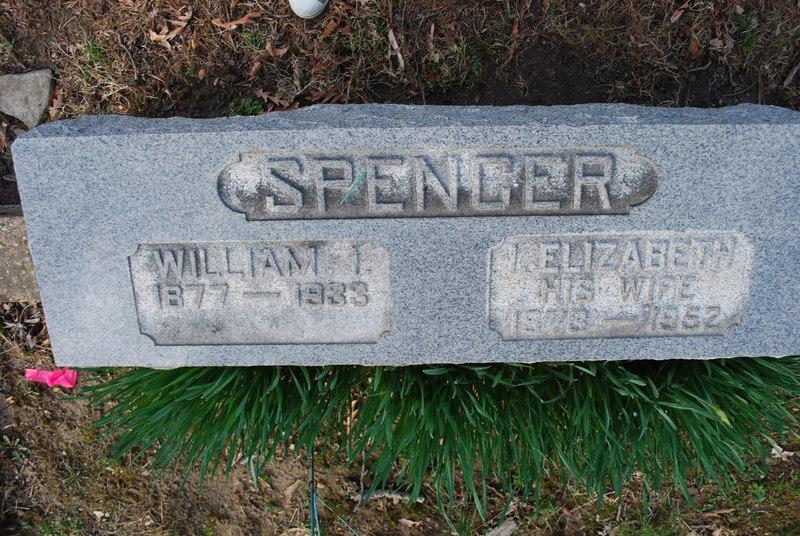William I. and I. Elizabeth Spencer
