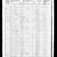 Cockerille 1850 Census