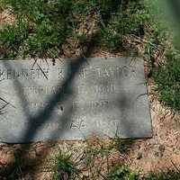 Kenneth Kane Taylor Headstone