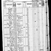 Ellmore 1870 Census