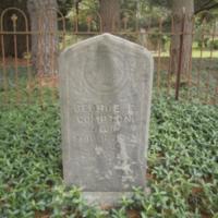 Headstone of George F. Compton