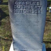 Charles Cuthbert Hutchison Headstone