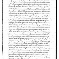 The Will of William Gooding