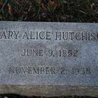 Mary Alice Hutchison