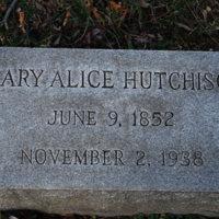 Mary Alice Hutchison