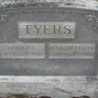 George E. Tyers & Margaret Ellen Tyers