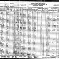 Elbridge Hutchison 1930 Census