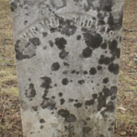 Virlinda Thomas Headstone