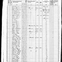 James Grimsley 1860 Census Record