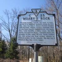 Mosby's Rock Marker