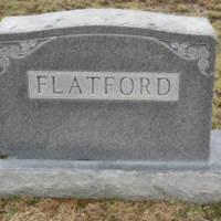 Flatford headstones and footstones