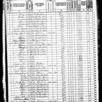 James Grimsley 1870 Census Record