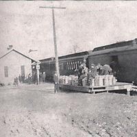 Herndon Train Station