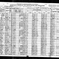 Spencer 1920 Census