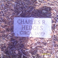 Charles R. Hedges Headstone