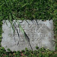 James Gordon Kincheloe Headstone
